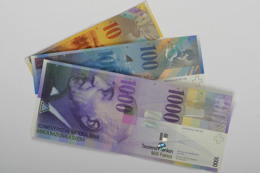 Kredyt we franku