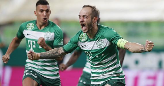 Liga Mistrzów. Kapitan Ferencvarosu Gergo Lovrencsics grał w ...