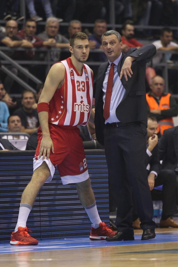 KK Crvena zvezda, Dejan Radonjić, Marko Gudurić
