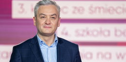 """Robert Biedroń zaniepokojony. Mówi o mrocznej stronie powrotu Tuska. """"To, jak potraktowano Rafała Trzaskowskiego..."""""""