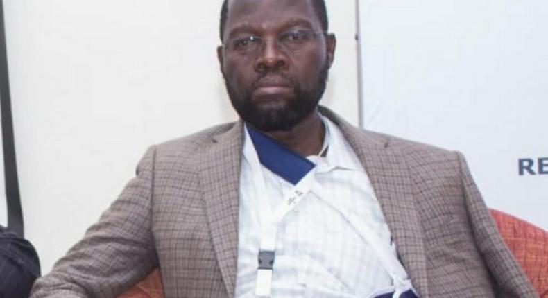 File image of Anyang' Nyong'o after a successful operation at the Aga Khan Hospital last year