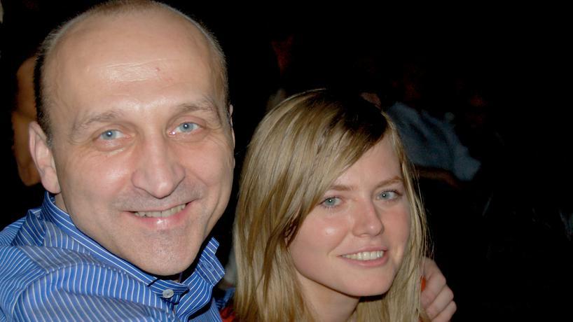 Kazimierz Marcinkiewicz i Izabela Olchowicz-Marcinkiewicz