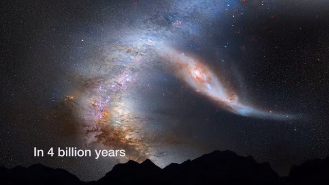 Galaksija Andromeda