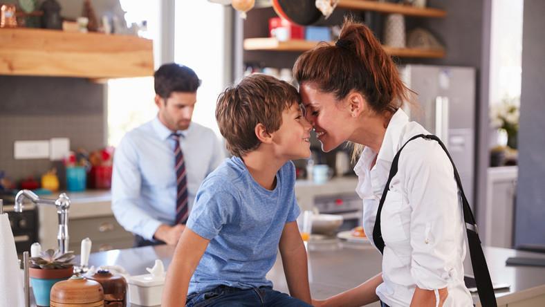 Rodzice - zawodowcy na dwa etaty!