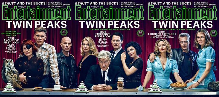 twin peaks tvin piks season 3 ew cover twitter paul verhoeven