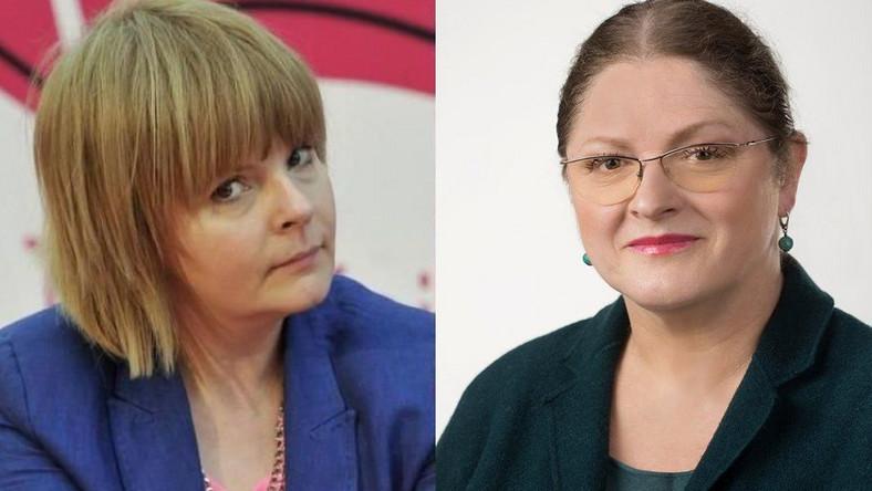 Karolina Korwin Piotrowska, Krystyna Pawłowicz
