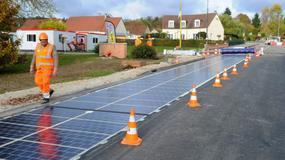 Wattway zapowiada więcej solarnych dróg