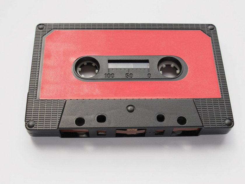 Kasety magnetofonowe