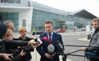 Błaszczak: Możemy liczyć na zwiększenie obecności wojsk USA w Polsce