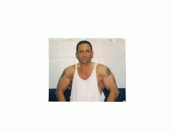 Luis Ferante u zatvoru, oko 1990. godine
