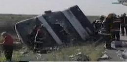 Wypadek polskiego autokaru w Serbii. Są zabici