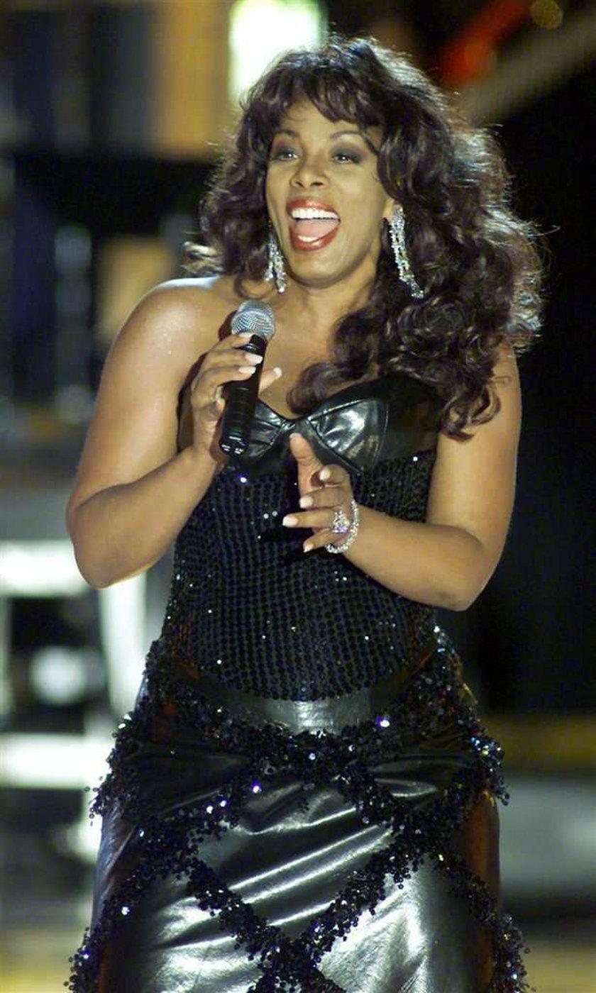 Królowa disco Donna Summer