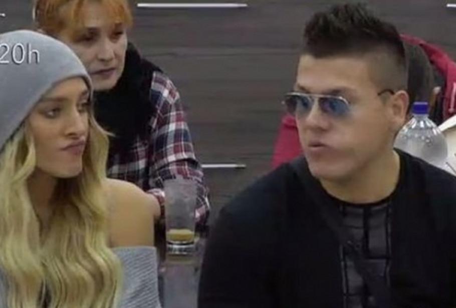 Luna Đogani i Slobodan Radanović