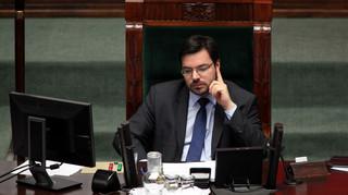 Wicemarszałek Tyszka zwrócił 13 tys złotych premii