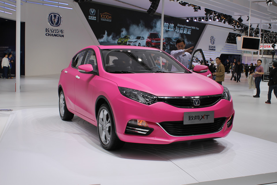 Changan Eado XT Hatch