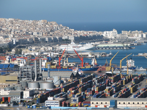 Algeria port of algiers (dlca.logcluster)
