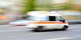 Wyciek amoniaku w zakładach w Kutnie. 16 osób w szpitalach