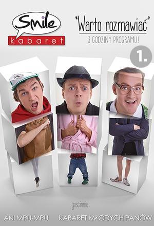 Kabaret Smile - Warto rozmawiać cz. 1