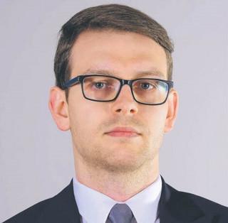 Oskar Pietrewicz, analityk Polskiego Instytutu Spraw Międzynarodowych