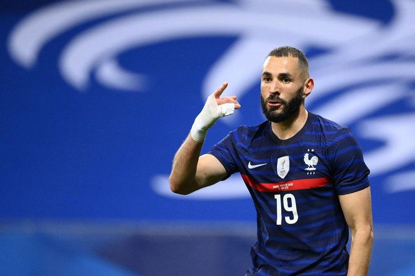 Karim Benzema (34 l.) wpędził się w kłopoty ze względów pozasportowych.