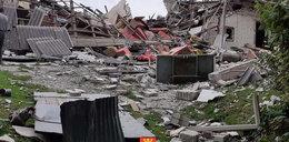 Potężny wybuch w Małopolsce. Dom obrócił się w gruz