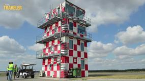 Lotnisko - odcinek 4: Wieża kontroli lotów