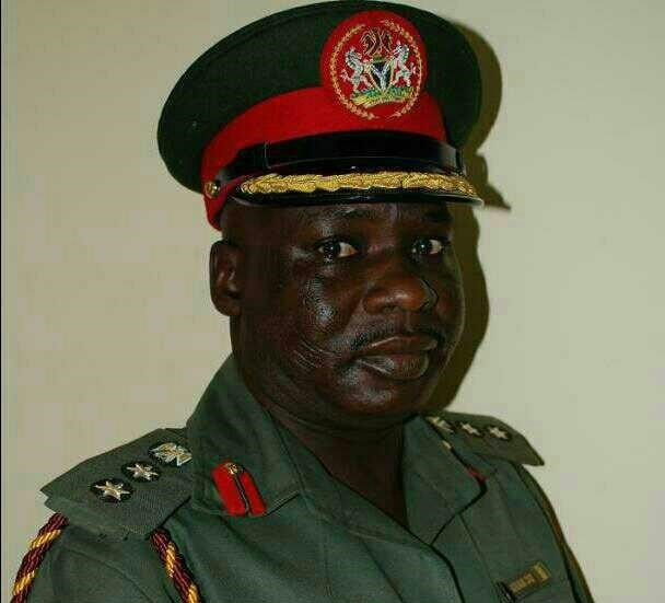Colonel Dahiru Bako, a veteran of the war against Boko Haram, was killed in an ambush this week [HumAngle]