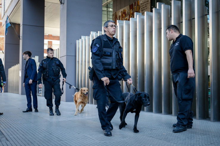 argentina policija