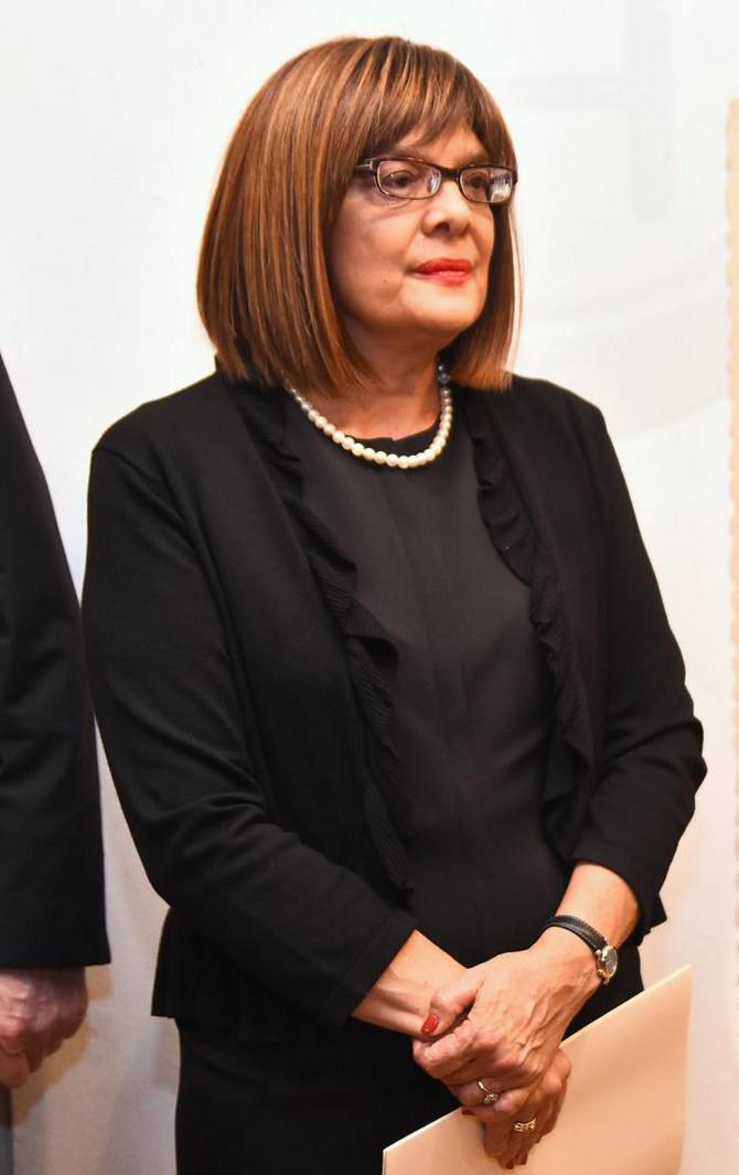 Maja Gojković postaje ministarka kulture