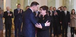 Beata Szydło premierem. Nominacje wręczone