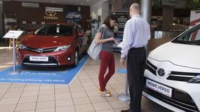 Europejczycy coraz chętniej wybierają Toyoty i Renault
