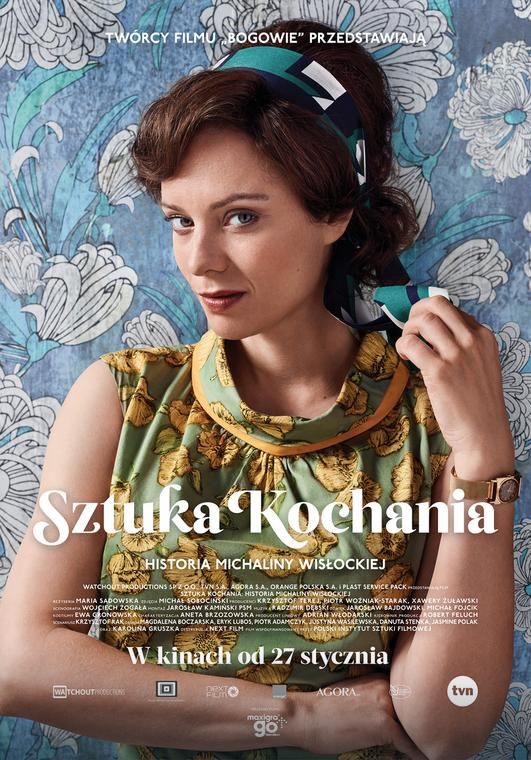 """""""Sztuka Kochania"""" - plakat"""