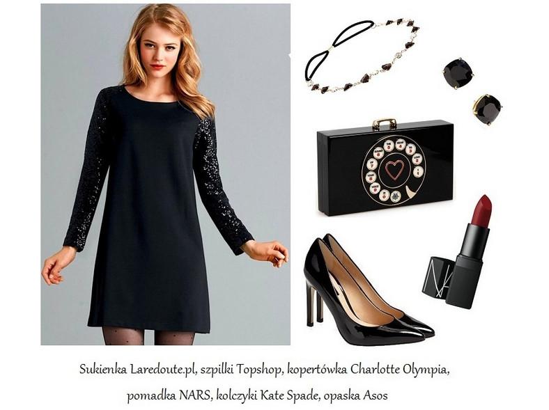 Eleganckie stylizacje na Sylwestra 2013