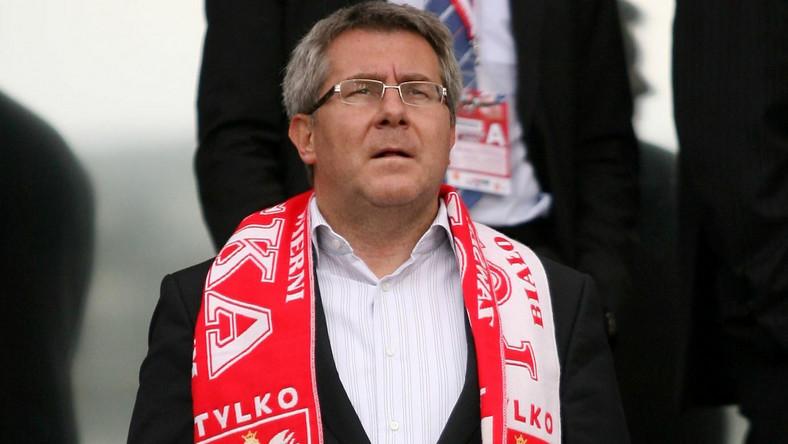 Czarnecki: Lato powinien zrezygnować z kandydowania na szefa PZPN