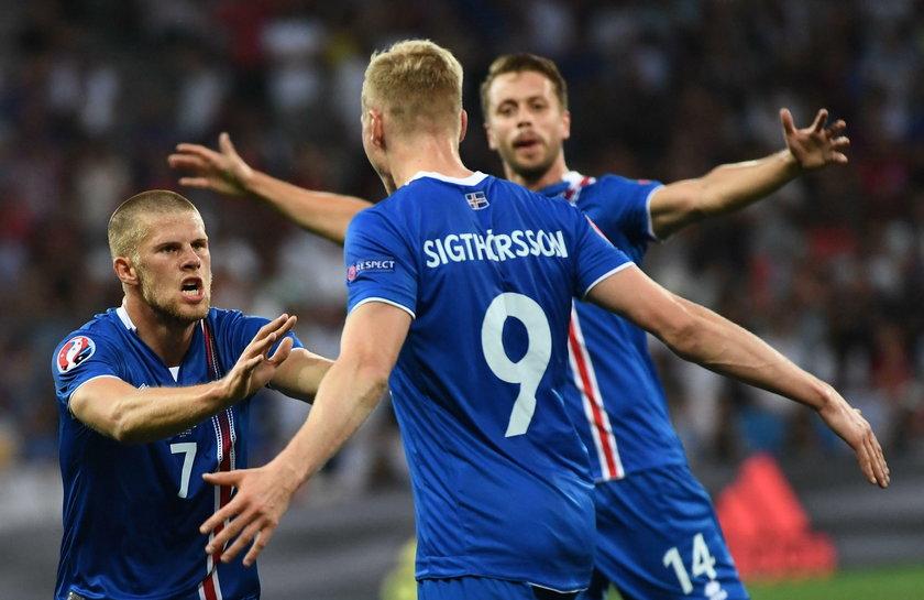Anglia – Islandia 1:2
