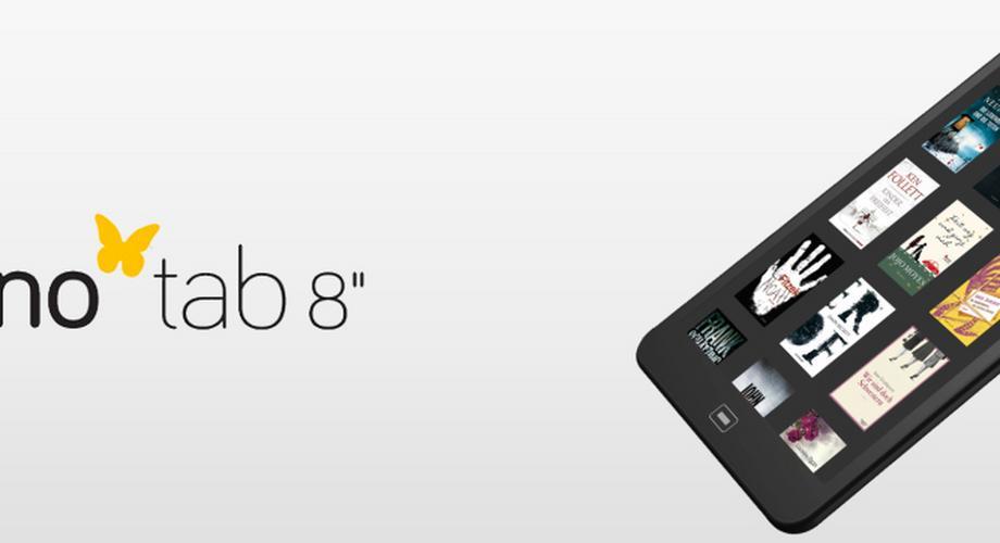 Tolino Tab 8: Full-HD-Tablet mit Quad-Core-CPU für 199 Euro