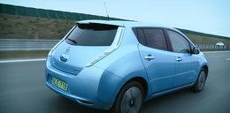 Test elektrycznego Nissana