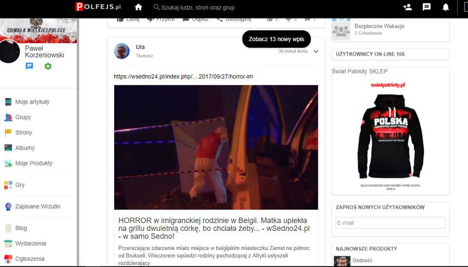8a4d0bbdb Polfejs.pl – jak wygląda patriotyczny odpowiednik Facebooka? - Noizz