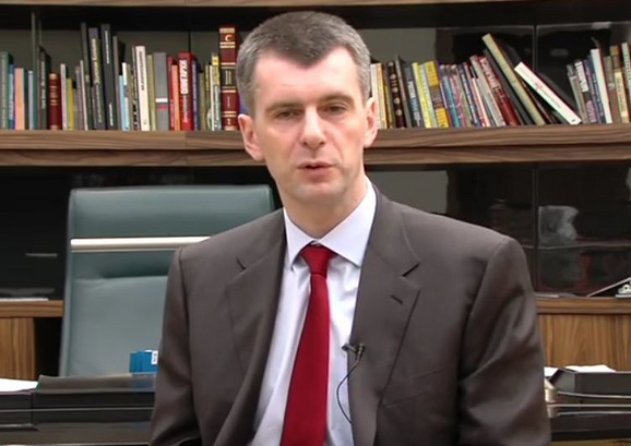 Mihail Prohorov
