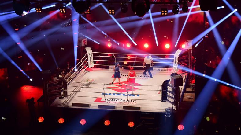 Suzuki Boxing Night V