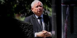 Smutne urodziny prezesa Kaczyńskiego