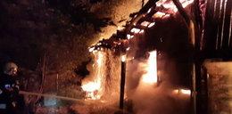 Tragiczny pożar pod Tarnowem. Nie żyją trzy osoby