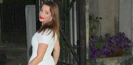 Anna Dereszowska w sukni ślubnej na salonach?