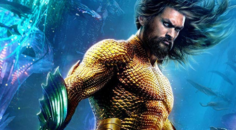 """Aquaman"" dives away from being an aquatic disaster"