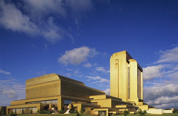 Najveći je hotel u Zimbabveu
