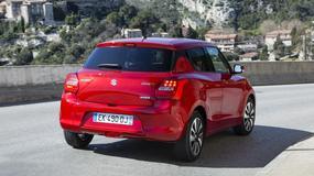 Znamy już polskie ceny Suzuki Swifta