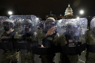 Wiceszef MSWiA: Sytuacja w USA nie służy państwu ani jego sojusznikom