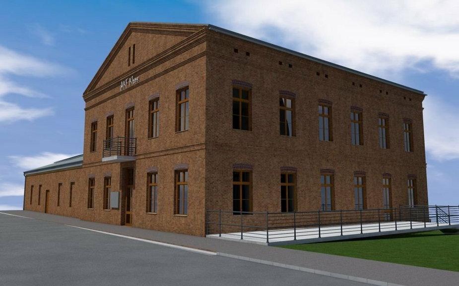 Nowa siedziba ośrodka kultury