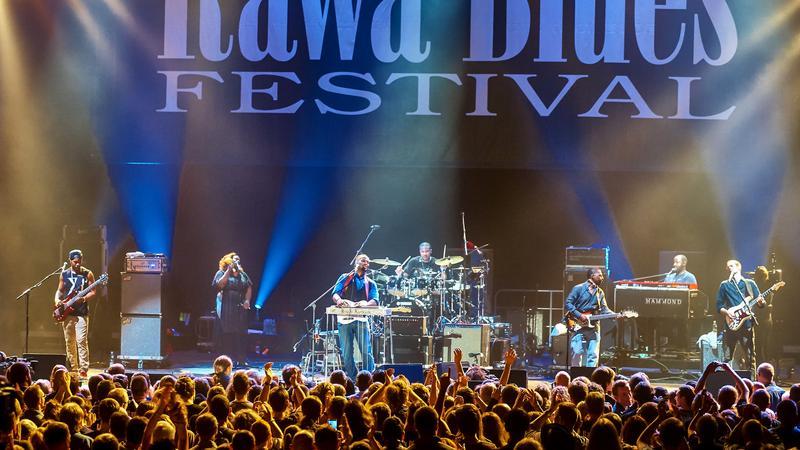 Drugi dzień Rawa Blues Festiwal
