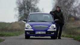Sam zbudował auto na energię elektryczną. Przejechanie 100 kilometrów kosztuje go 8 złotych.